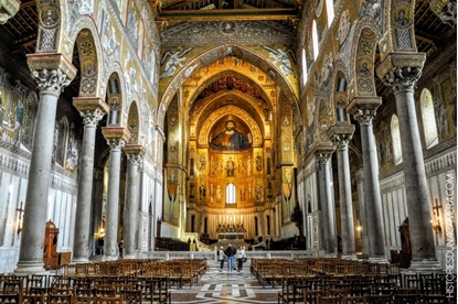 Picture of MONREALE GUIDED VISIT